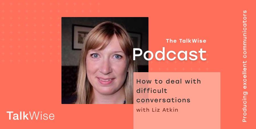 Liz Atkin TalkWise Podcast