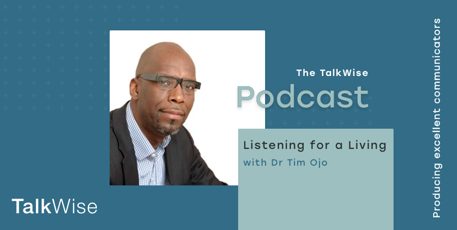Tim Ojo TalkWise Podcast