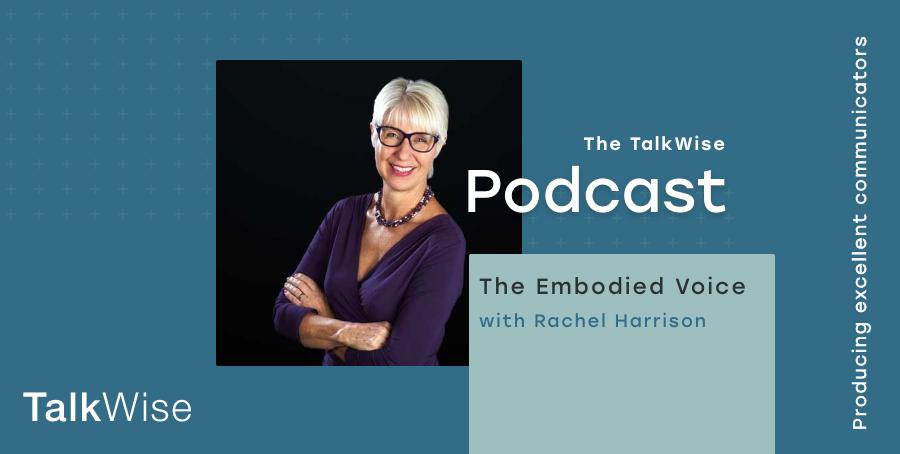Rachel Harrison TalkWise Podcast