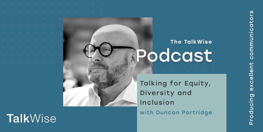 Duncan Partridge TalkWise Podcast